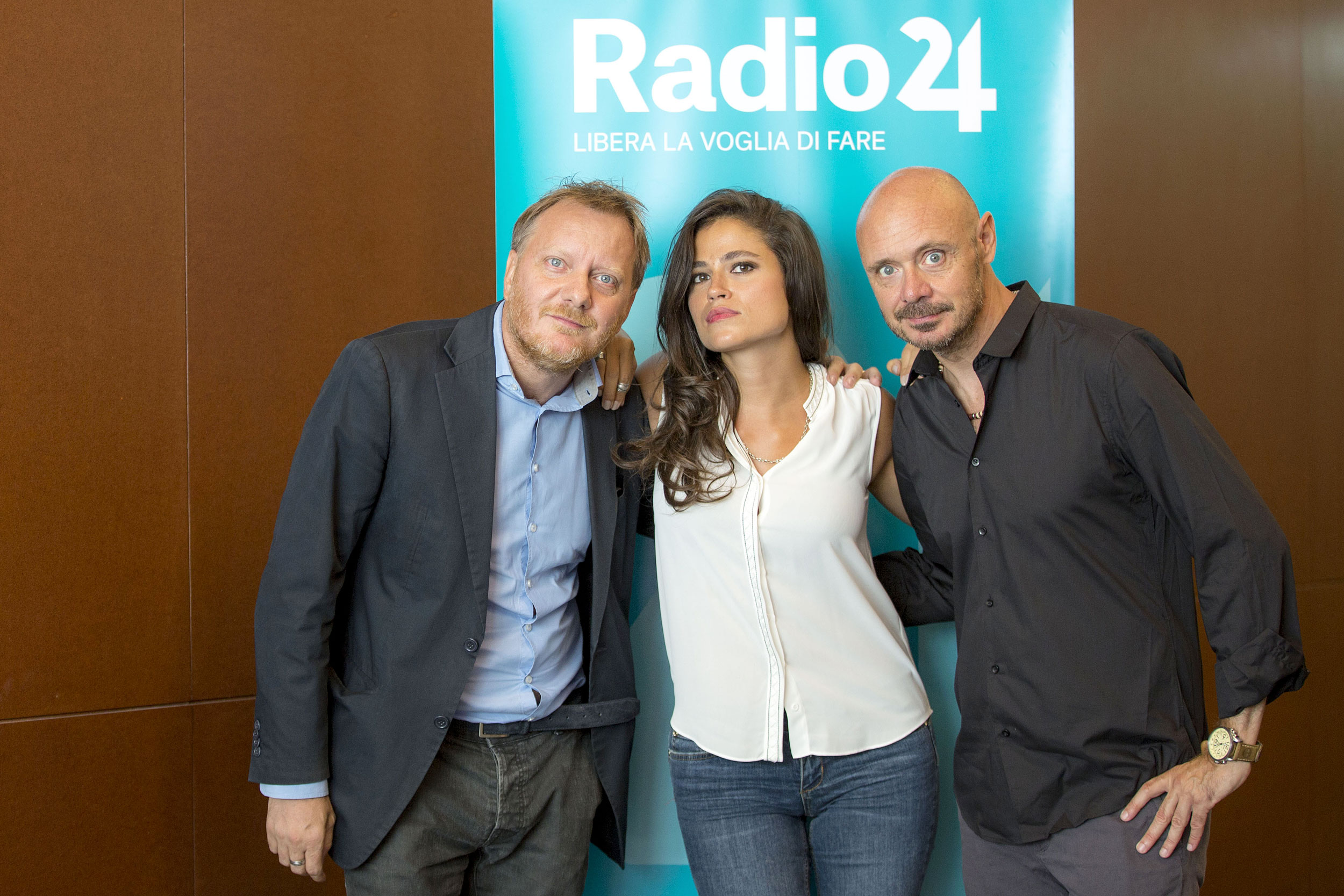 Giulio bacosi in diretta su radio 24 con ifunamboli for Diretta radio radicale