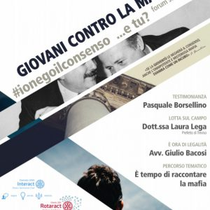 GIOVANI CONTRO LA MAFIA – Un forum a Treviso con gli esperti e i ragazzi