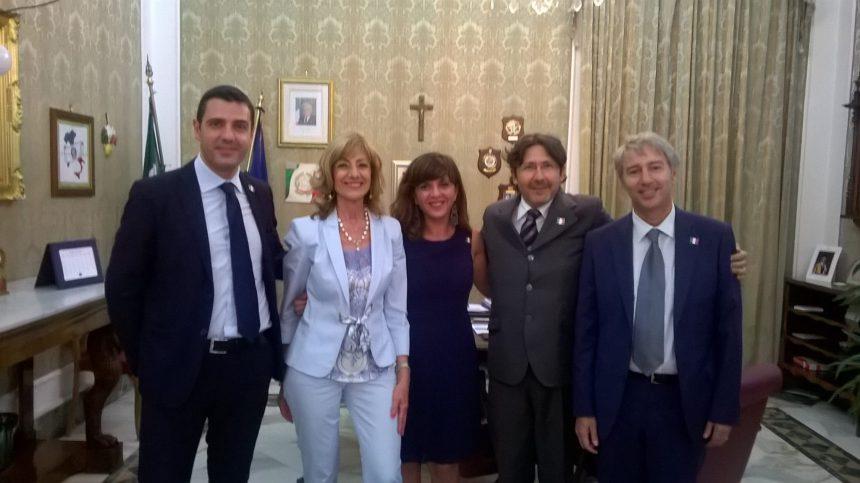 CALTANISSETTA – Firmato il Protocollo d'Intesa con il Prefetto Maria Teresa Cucinotta