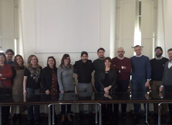Cives primi a Siena: Coordinamento, Condivisione, Programmazione