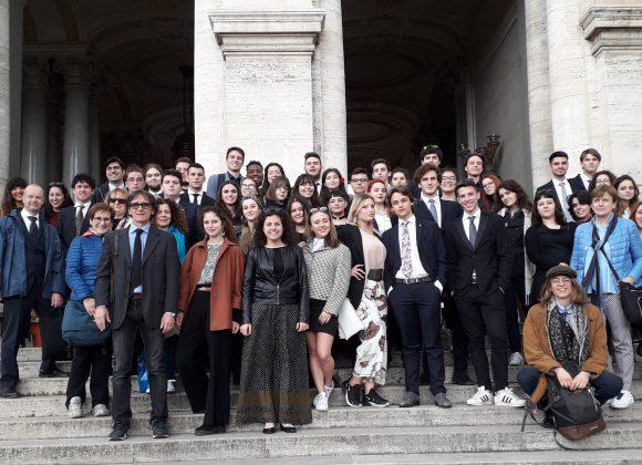 Oltre un milione di studenti incontrati in tutta Italia [VIDEO]