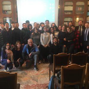 """In Prefettura a Viterbo l'incontro: """"I ragazzi tra Istituzioni e Costituzione"""""""