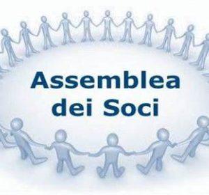Convocazione Assemblea dei Soci – 30 Maggio