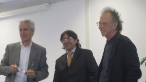 con Gherardo Colombo