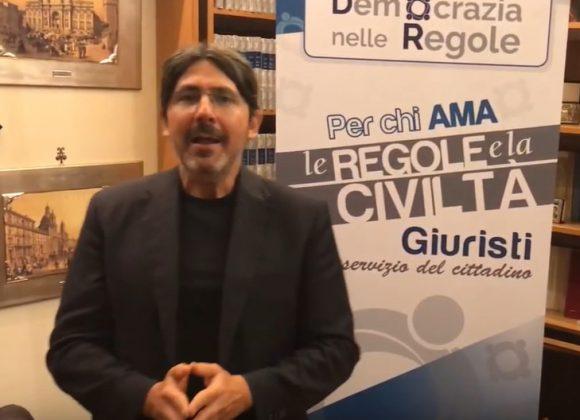 VideoMessaggio del Presidente Giulio Bacosi sull'Educazione Civica