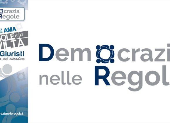 Diventa Socio di Democrazia nelle Regole