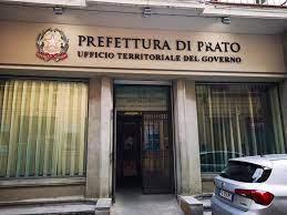 In diretta video il Protocollo d'Intesa con la Prefettura di Prato